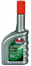 Fuel-Injector Cleaner + Water Remover